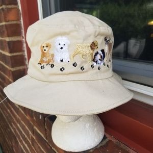 NWT Dog Lover hat